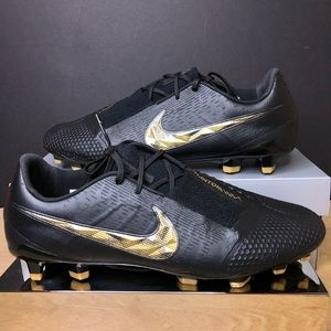 Nike Phantom Venom Elite FG Black Gold AO7540-077